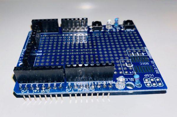 Utviklingskort / PCB for Arduino UNO PCB kort for arduino scaled