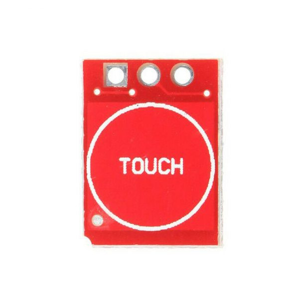 Touch bryter TTP223 Touch modul Capacitive touch modul 4