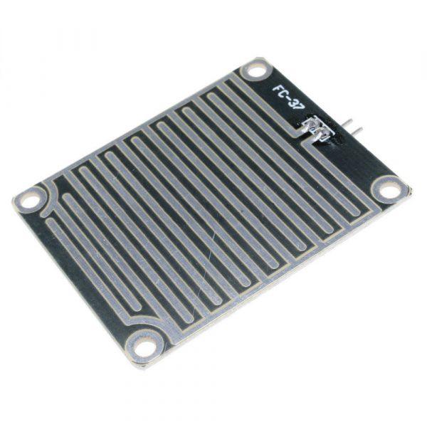 Regnsensor Raindrops Detection Sensor Arduino Module Rain Weather Module Humidity FC 37 RegnsensorRaindrop2