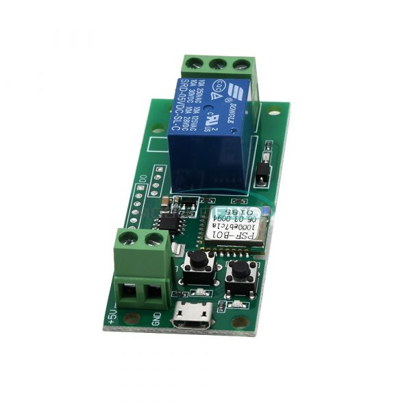 5V Sonoff WiFi relemodul Wireless Smart APP Switch Relay Module FO Home Apple Android img 6313